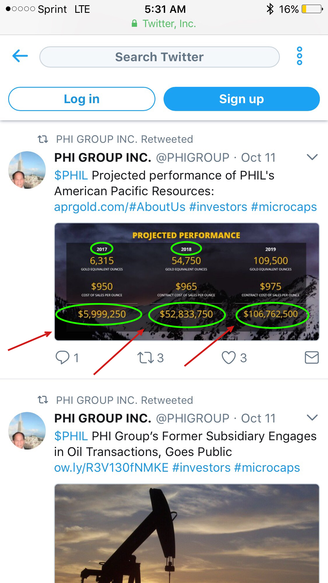 Phi group inc phil stock message board investorshub website related screenshots biocorpaavc Gallery